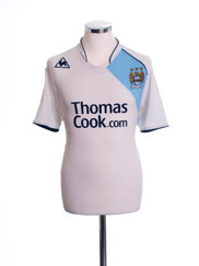 2007-08 Manchester City Third Shirt M