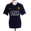 2007-08 Manchester United Away Shirt Nani #17 M