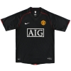 2007-08 Manchester United Nike Away Shirt Ronaldo #7 M.Boys