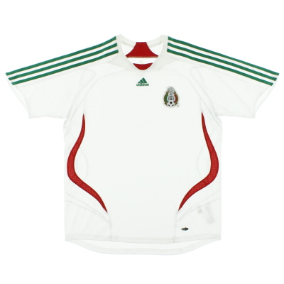 2007-08 Mexico Away Shirt L