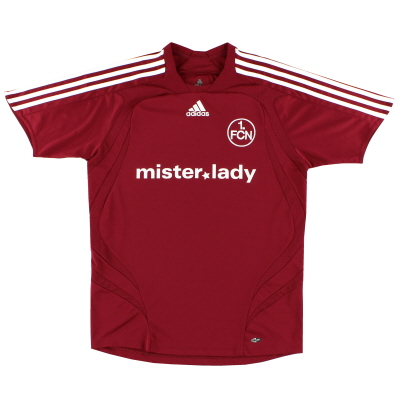 2007-08 Nurnberg Home Shirt S