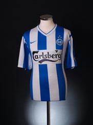 2007-08 Odense BK Home Shirt XL