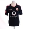 2007-08 Palermo Third Shirt Amauri #11 L