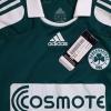 2007-08 Panathinaikos Home Shirt *BNWT*