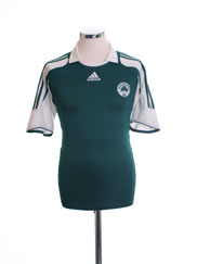 2007-08 Panathinaikos Home Shirt *BNWT* S