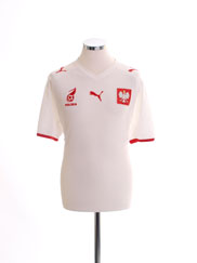 2007-08 Poland Home Shirt L