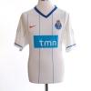 2007-08 Porto Away Shirt Quaresma #7 L