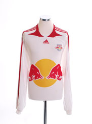 2007-08 Red Bull Salzburg Home Shirt L/S XL