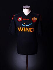 2007-08 Roma Third Shirt De Rossi #16 *BNWT* XL