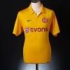 2007-08 Rot-Weiss Essen Away Shirt Guvenisik #8 S