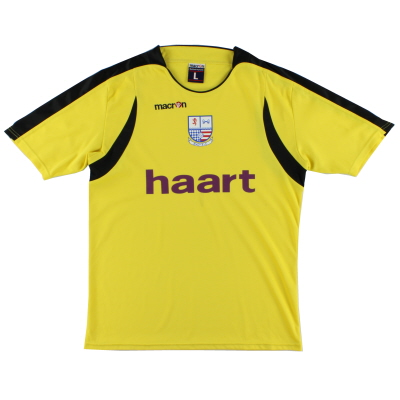 2007-08 Rushden and Diamonds Away Shirt L