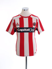 2007-08 Sheffield United Home Shirt M