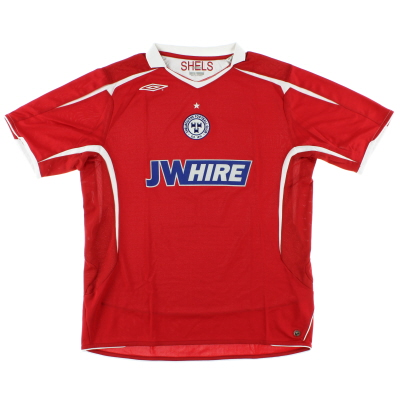 2007-08 Shelbourne Home Shirt XL