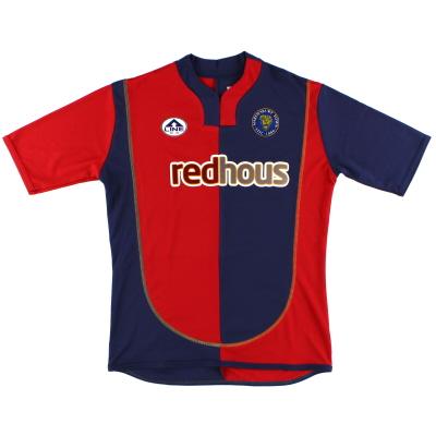 2007-08 Shrewsbury A Line Third Shirt XL