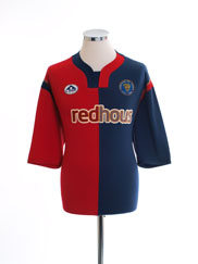 2007-08 Shrewsbury Third Shirt XXL