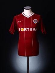 2007-08 Sparta Prague Home Shirt S
