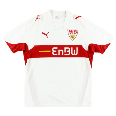 2007-08 Stuttgart Home Shirt L