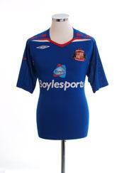 2007-08 Sunderland Third Shirt L