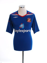 2007-08 Sunderland Third Shirt M