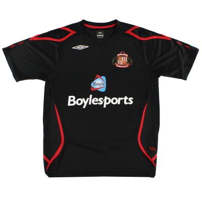 2007-08 Sunderland Training Shirt L