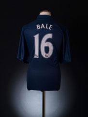 2007-08 Tottenham Away Shirt Bale #16 XXL