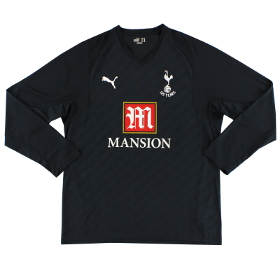 2007-08 Tottenham Goalkeeper Shirt XL