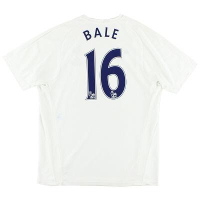 2007-08 Tottenham Home Shirt Bale #16 L