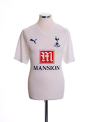2007-08 Tottenham Home Shirt L