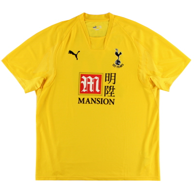 2007-08 Tottenham Puma Third Shirt L