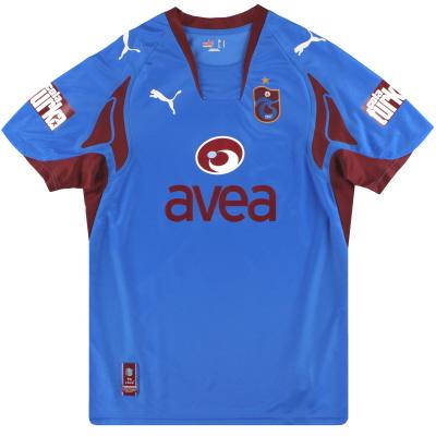 2007-08 Trabzonspor Puma Fourth Shirt M