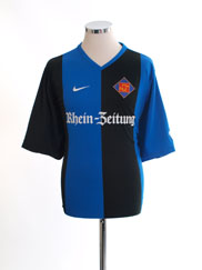 2007-08 TuS Koblenz Home Shirt *Mint* XXL