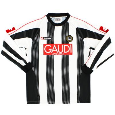 Retro Udinese Shirt