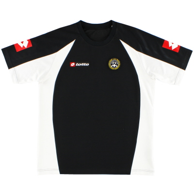2007-08 Udinese Lotto Training Shirt S