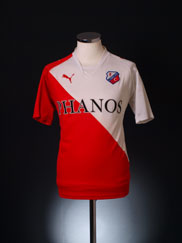 2007-08 Utrecht Home Shirt S