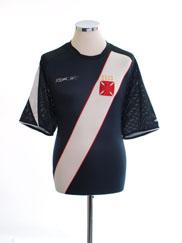 2007-08 Vasco da Gama Home Shirt #10 XL