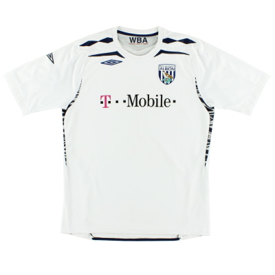 2007-08 West Brom Away Shirt L