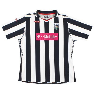 2007-08 West Brom Umbro Home Shirt Womans 18 L