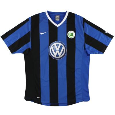2007-08 Wolfsburg Nike Away Shirt XL