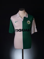 2007-08 Wolfsburg Home Shirt L