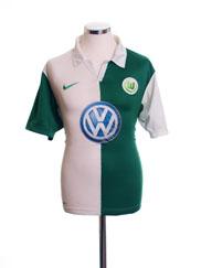 2007-08 Wolfsburg Home Shirt M