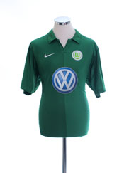 2007-08 Wolfsburg Third Shirt M