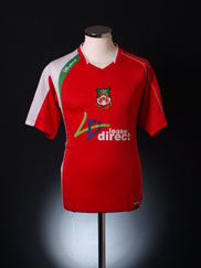 2007-08 Wrexham Home Shirt M