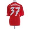 2007-08 Wydad AC Home Shirt #37 *Mint* XL