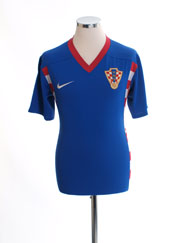 2007-09 Croatia Home Shirt L
