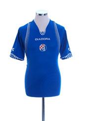 2007-09 Dinamo Zagreb Home Shirt *Mint* M