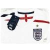 2007-09 England Umbro Home Shirt *BNIB* S.Boys