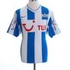 2007-09 FC Zurich Home Shirt Alphonse #12 S