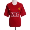 2007-09 Manchester United Home Shirt Giggs #11 M