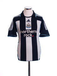 2007-09 Newcastle Home Shirt S