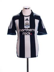 2007-09 Newcastle Home Shirt S